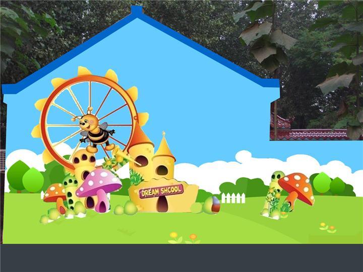 幼儿园设计图
